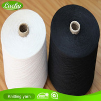 Leading yarn manufacturer AZO-free polycotton 70/30 yarn knitting