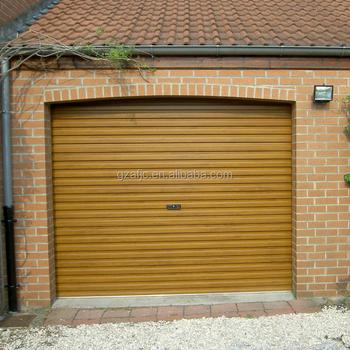 Nice Automatic Garage Door With Ce Certificateglass Garage Door