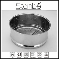2015 Stambe best selling high quality 202 stainless steel food steamer