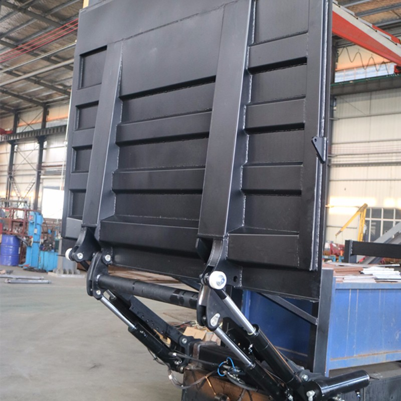 Hydraulic Lift Gate Parts : Cilindro hidráulico camión puerta trasera de piezas para