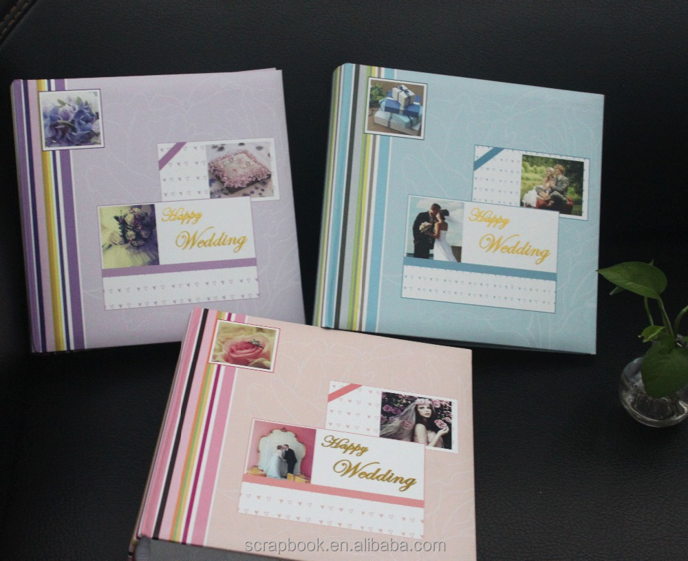 2016 fashion christmas supplier wholesale photo albums from Hangzhou