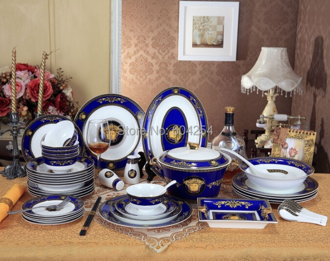 de luxe vaisselle promotion achetez des de luxe vaisselle promotionnels sur. Black Bedroom Furniture Sets. Home Design Ideas