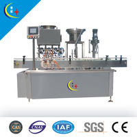 YXT-YG Automatic filling and sealing machine for bottles