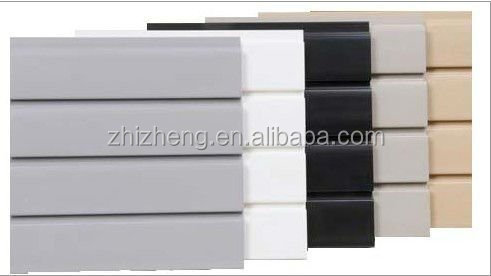 2017 high quality pvc slatwall <strong>shelves</strong> used in shoe shop