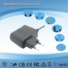 Top High quality Retevis 5V/1A USB Port Output AC UK USB Plug Power Adapter For Retevis H-777 Two Way Radio Mobile phone
