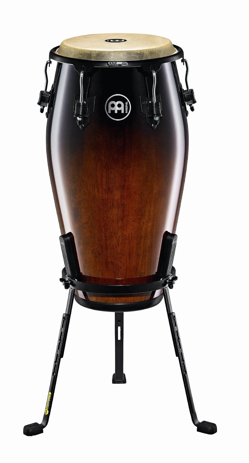 Meinl Percussion MCC1134CB Marathon Classic Designer Series 11 3/4-Inch Conga, Coffee Burst