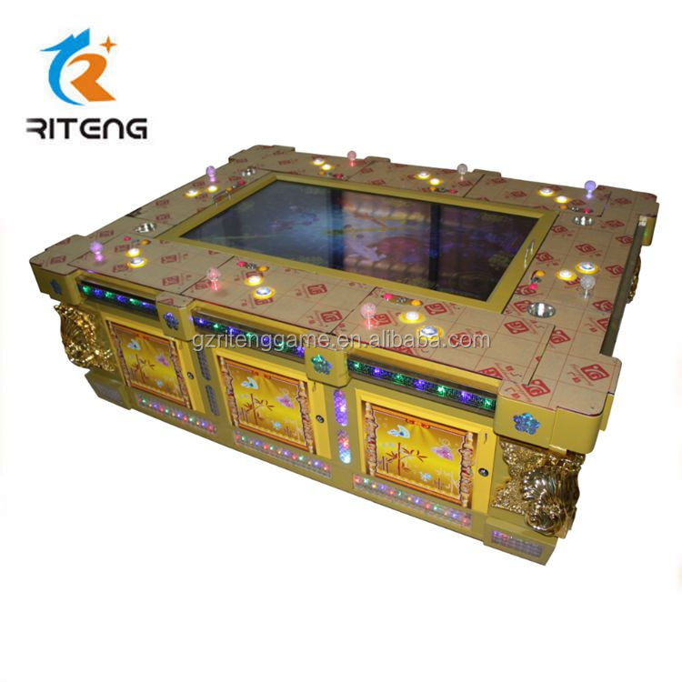 USA High profitshooting fish game for gambling room