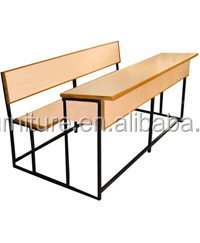 Used School Furniture For Sale Double Seated Desk And