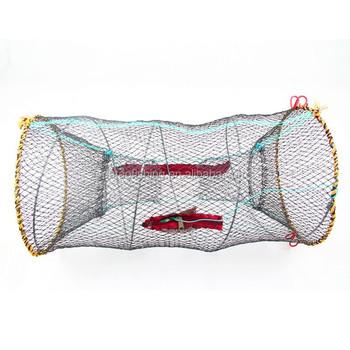 No.1 Fishing Trap Factory Steel Folding Fish Trap