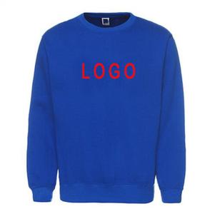 Long sleeve t shirt printing hem blank t-shirt 100% ring spun cotton t-shirt