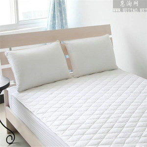 New products 2017 innovative product flat mattress protector for hotel