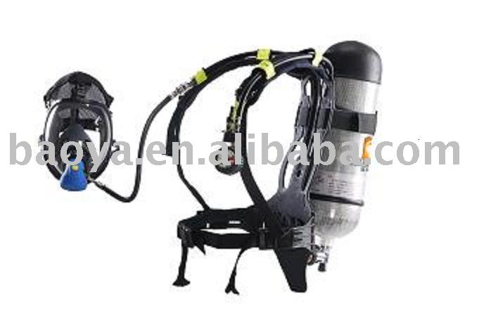 Breathing respirator SDP1100 Fire fighting equipment Safety product