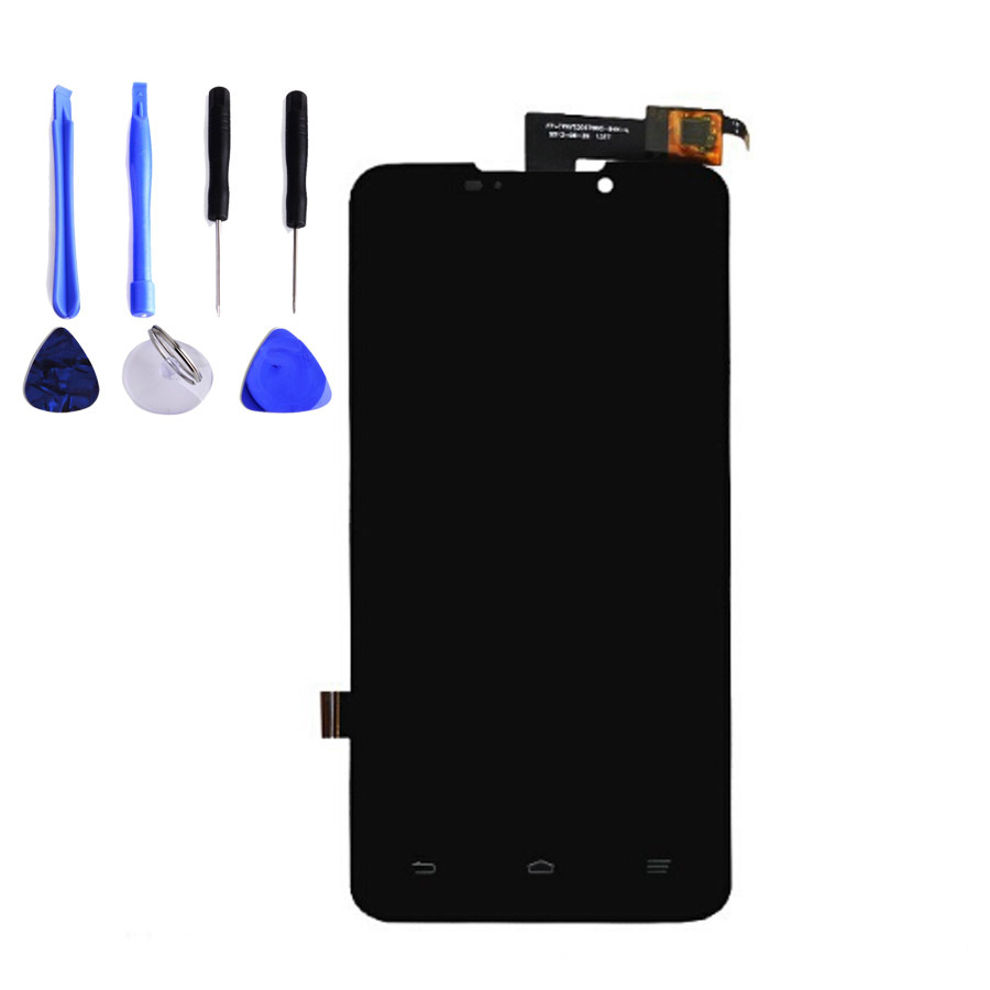 "Tested Well 5.7"" LCD For ZTE Grand memo N5 U5 N9520 V9815 LCD Display Touch Screen Digitizer Assembly Free shipping With Tools"