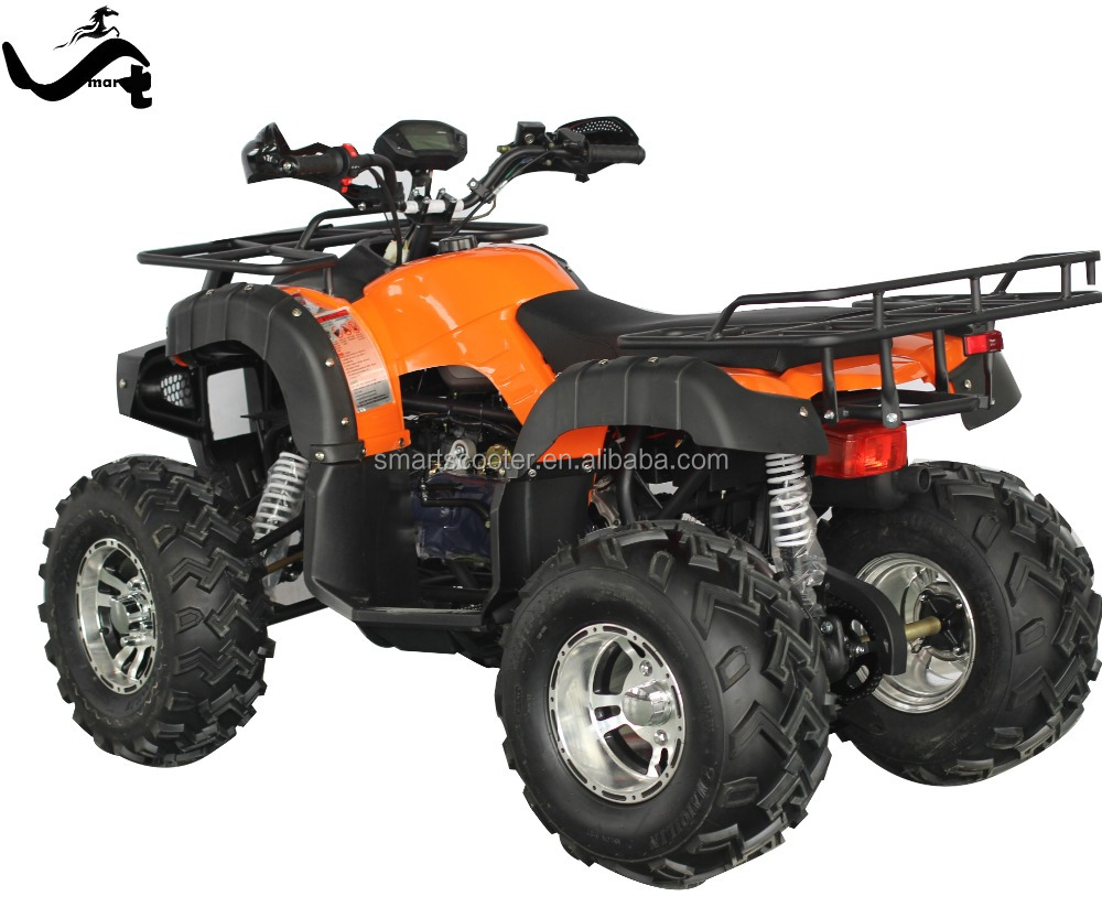 GY6 all new easy to drive cvt transmission atv 150cc
