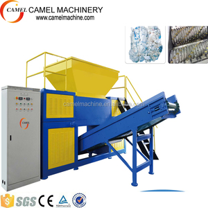 NEW Plastic film shredder/woven bag shredding shredder machine