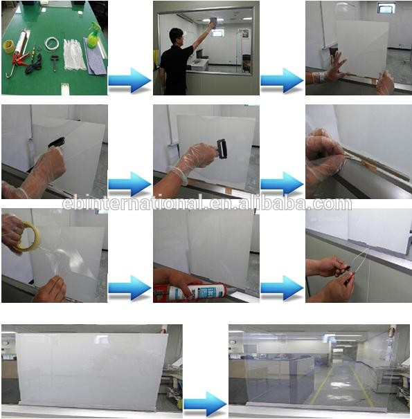 Wholesale PDLC Switchable Film, electric car smart film prices EB ...
