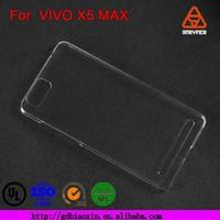 New Arrival Plain Hard Plastic mobile phone back cover for VIVO X5 MAX