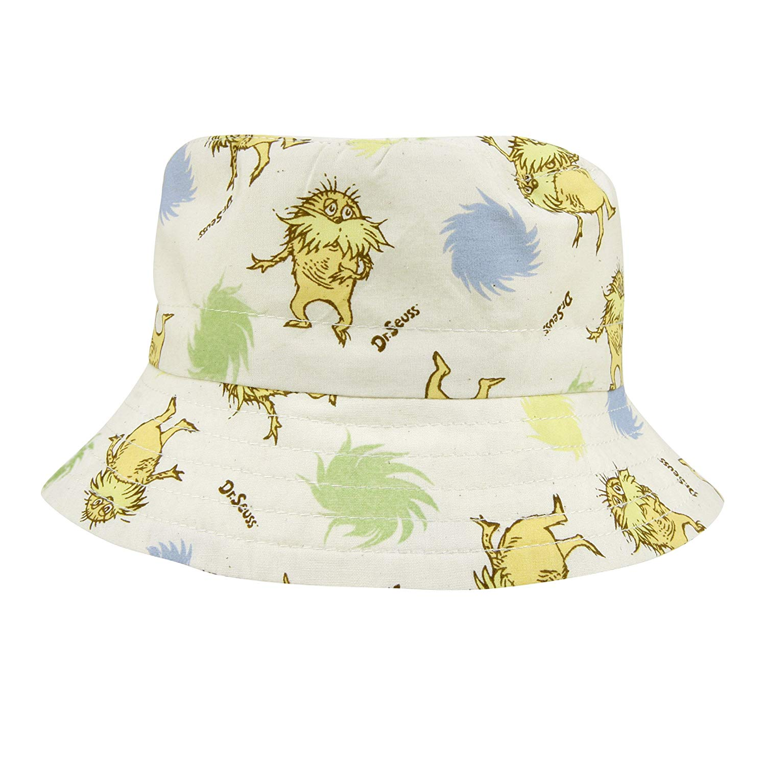 Trend Lab Dr. Seuss The Lorax Bucket Hat, 6 Months