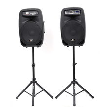 Outdoor 15 Inch Portable Bluetooth Musik Suara Mid-Range <span class=keywords><strong>Speaker</strong></span> Aktif <span class=keywords><strong>Kotak</strong></span>