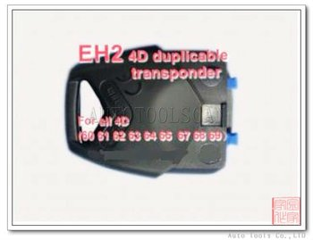2013 EH2 transponder 4D electronic chip AC010002