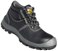 Classic Leather Upper Steel Toecap Safety Shoes - Safety Jogger / safetyboy