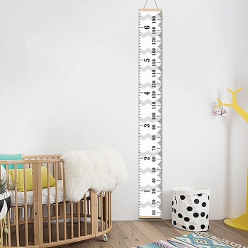 Wall Growth Chart Wall Hanging Height Chart For Baby Wall Ruler For