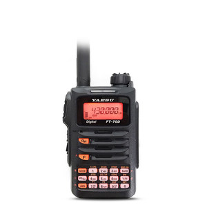 YAESU FT-70D Fall Resistant VHF/UHF DMR Waterproof VHF UHF Handheld Radio Walkie Talkie Waterproof