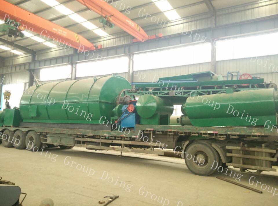2016 fuel oil refining equipment waste oil distillation for Refining used motor oil