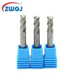3 Flutes High Strength Flat Roughing End Mills/ Cutter Tools