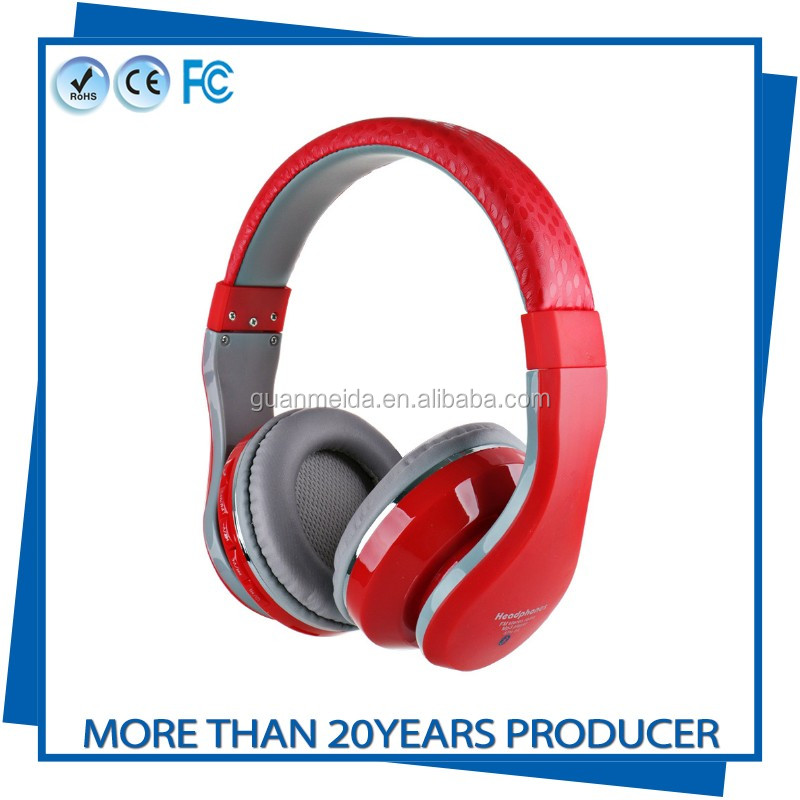 Fashion Retractable Bluetooth Headphone High Quality Deep Bass Noise Isolating Headset