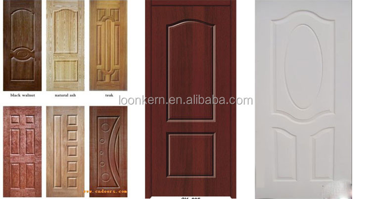 mdf moulded door skin / hdf molded door skin hot press / melamine door skin laminating : molded door - Pezcame.Com