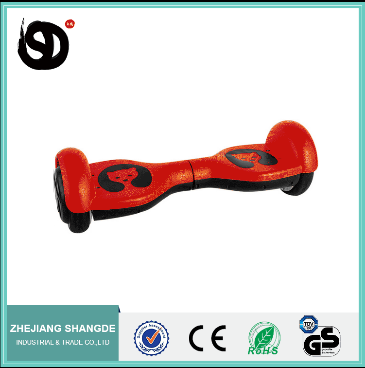 Big discount Christmas present kids mini two wheel safety funny toys self balance electric scooter