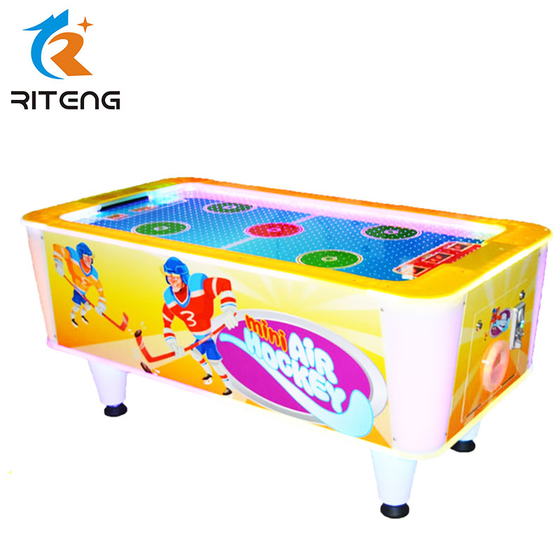 Acryl classic sport muntautomaat mini air hockey tafel/air hockey prijs