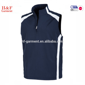 Wholesale mens designer waistcoat body warmer vest