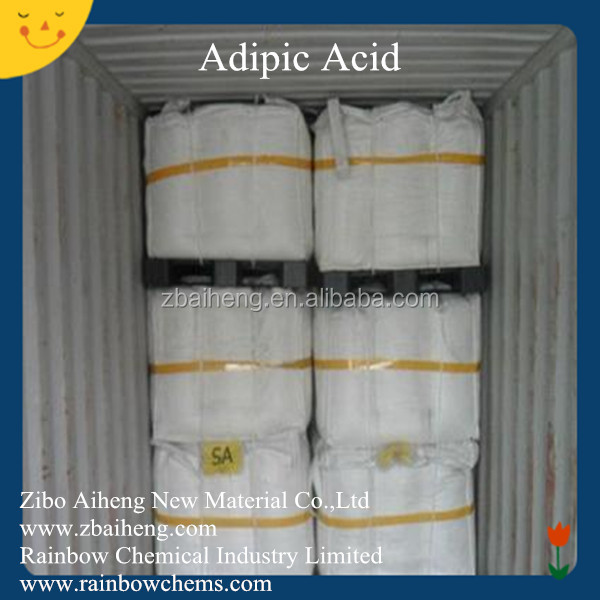 Professional Supplier And Reliable Quality Agricultural Chemicals Raw Material Adipic Acid