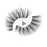 Cheap Price Soft Synthetic False best brand of fake lashes