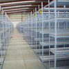looking for hot sell popular style vertical galvanized slotted angle light duty 100kg load storage racks