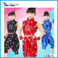 Ballroom Dance Practice Costume Girls Dance Wear