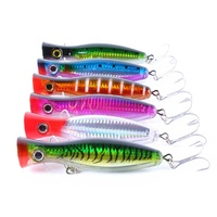 130mm Big Popper Lure Fishing Lure Popper
