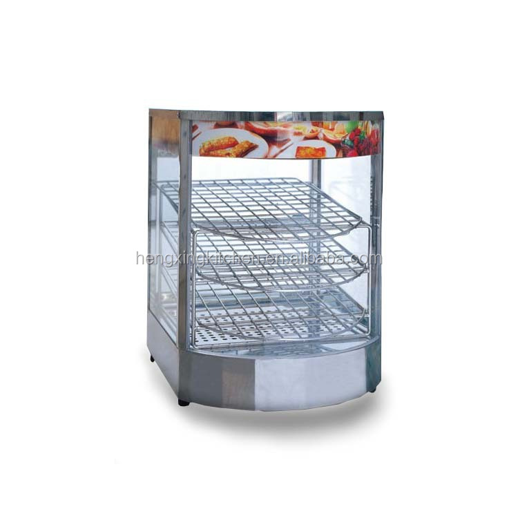 Pizza Warmers Of Glass ~ Pizza warmer display food showcae glass