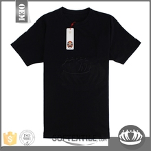 wholesale hot sale unique fashionable towel material t-shirt