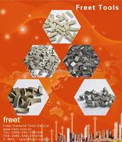 Diamond segments, Universal diamond segments of saw blade