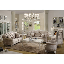 high quality 557# american country style living room furniture