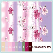 dacron rolls filter material 100% polyester disperse print fabric for bedding and home textile