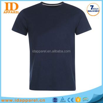 Exquisite design fair trade plain blank t shirt for man Fair trade plain t shirts