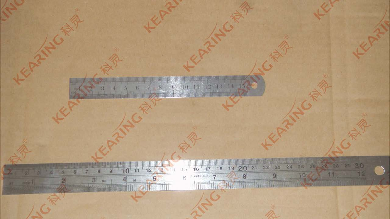 Chinese Manufacturer Oem Flexible Metric 100cm Length Stainless ...