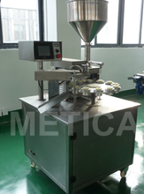 Ointment Plastic Tube Filling and sealing Machine/filler and sealer OEM in Shanghai