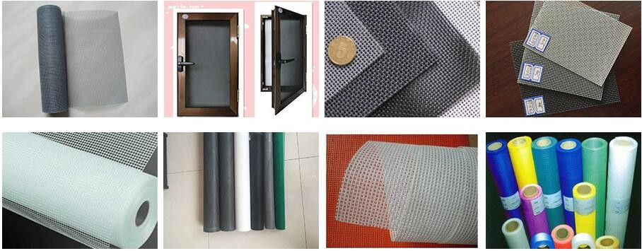 Home / Office Retractable Window / Door Fly Screens For Sliding Doors