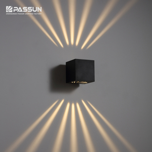 modern Outdoor & indoor waterproof led wall lights IP65 with 8 degree