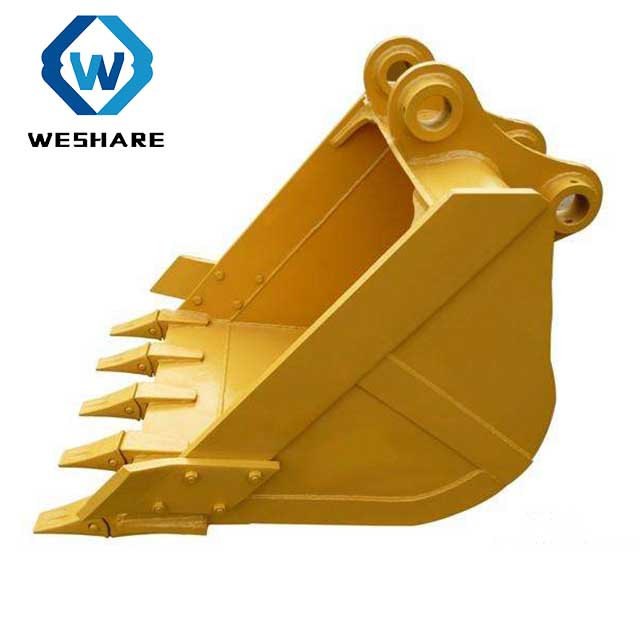Excavator ฟัน bucket excavator crusher pins